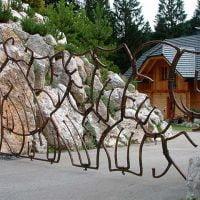 Vrtna vrata in ograje - 1557915536