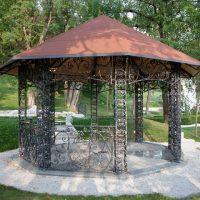 Paviljoni, nadstreški in vrtno pohištvo - 1557915536