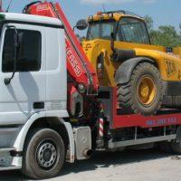 Prevoz gradbene mehanizacije - 1596551262