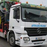 Prevoz kmetijske mehanizacije - 1596551261