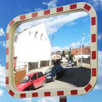 Standardna cestno ogledalo - pravokotno - 1542225297