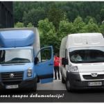 Selitve in prevozi, selitveni servis Ljubljana, prevozi v tujino