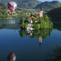 Hot air balloon ride Bled - 1611407671