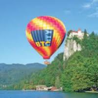 Ballooning Bled, Ljubljana, Slovenia--logo