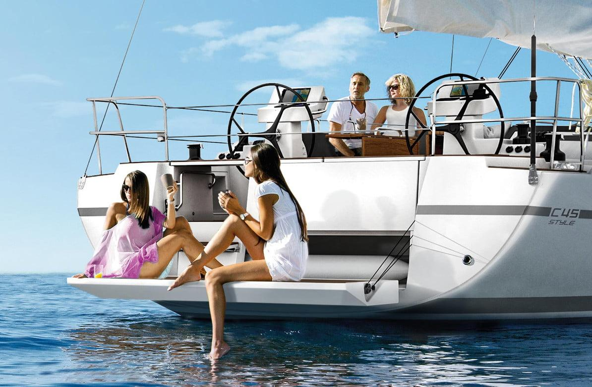 Najem jadrnice, najem jadrnic, najem plovil - Active sailing Jadranje s skiperjem