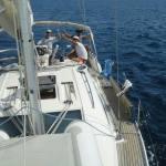 Najem jadrnice, najem jadrnic, najem plovil - Active sailing 009