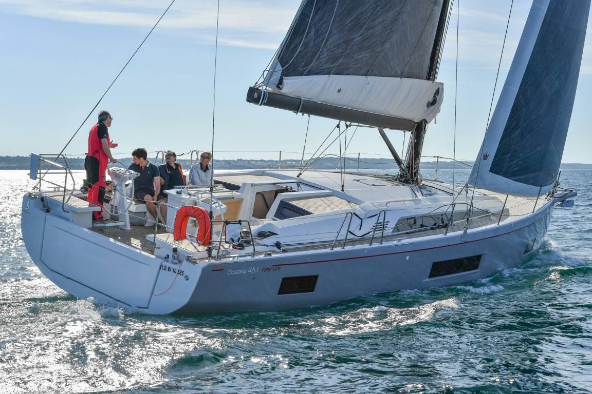 Najem jadrnice, najem jadrnic, najem plovil - Active sailing 039