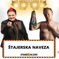 Torek, 16. 4., ob 20. uri: Štajerska naveza, stand up komedija, Dom kulture Braslovče - ODPOVEDANO - 1590792081