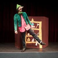 Ponedeljek, 7. 10., ob 17. uri: Ostržek, igrana otroška predstava, Dom kulture Braslovče  - 1571579465