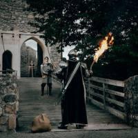 Sobota, 21. 9., ob 14. uri: Dan odprtih vrat: 1. srednjeveški dan na gradu Žovnek  - 1571579465