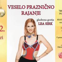 Sobota, 14. 12., ob 17. uri: Veselo praznično rajanje z Leo Sirk, Skup'n plac Braslovče  - 1615225808