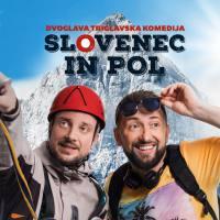Torek, 21.1., ob 20. uri: Komedija Slovenec in pol, Dom kulture Braslovče  - 1615225808