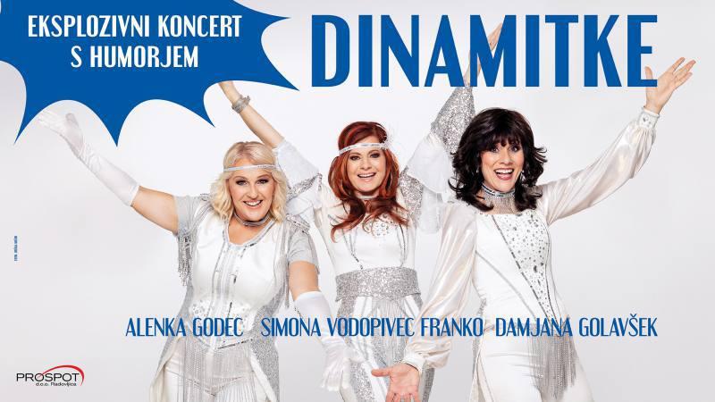 Četrtek, 19.3., ob 20. uri: Ekskluzivni koncert DINAMITKE, koncert, Dom kulture Braslovče  - 1615225808