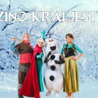 Ponedeljek, 9.3., ob 17. uri: Otroška predstava Elzino kraljestvo, Dom kulture Braslovče  - 1590792081