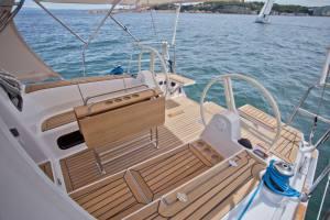 Wooden panels, cross laminated, teak for yachts – I-Les Iskra