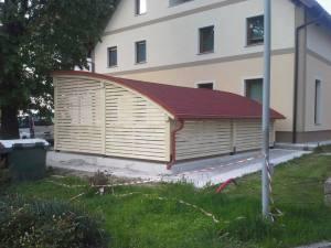 Kovinski in leseni nadstreški - Urmar d.o.o.