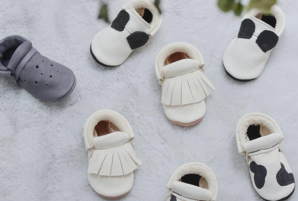 Ninice za dojenčke, Otroški copati, Mokasinke-minimellows.com